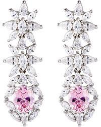 Fallon - Monarch Drop Earrings - Lyst