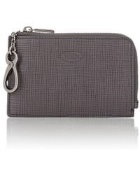 Tod's - Ovale Card Case - Lyst