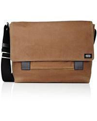 Jack Spade - Waxwear Field Messenger Bag - Lyst