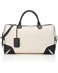 Rag & Bone - Flight Weekender Leather Bag - Lyst