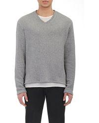 Barena | V-neck Sweatshirt | Lyst