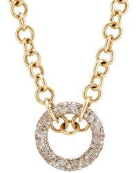 Spinelli Kilcollin - Interlocking Necklace - Lyst