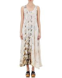 Gilda Midani | Women's Tie-dyed Trapeze Dress | Lyst