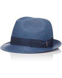 Borsalino - Straw Hat - Lyst