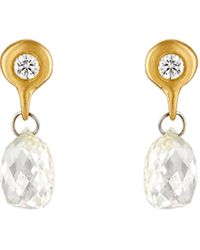 Linda Lee Johnson - Nanette Earrings - Lyst