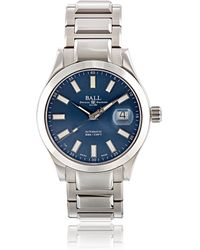 Ball Watch - Men's Engineer Ii Marvelight Watch - Lyst