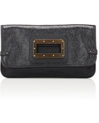 Tomas Maier - Foldover Clutch - Lyst