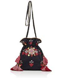 Ulla Johnson - Milly Drawstring Bucket Bag - Lyst
