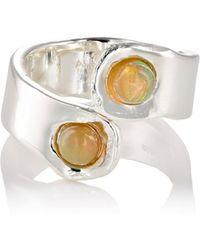 Ali Grace Jewelry - Open Twist Ring - Lyst