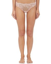 La Perla - Secret Story Lace Thong - Lyst