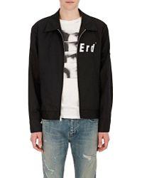 Enfants Riches Deprimes - Eisenhower Cotton Twill Jacket - Lyst
