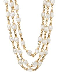 Goossens Paris - Graine De Gemmes Necklace - Lyst