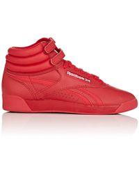 Reebok - Freestyle Hi Sneaker - Lyst