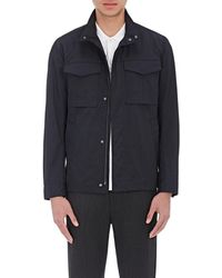 Theory - Tech-fabric Field Jacket - Lyst