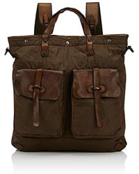 Campomaggi - Convertible Backpack/tote Bag - Lyst