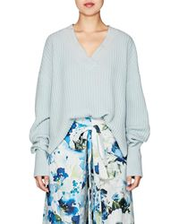 By. Bonnie Young - Varsity Cashmere Jumper - Lyst