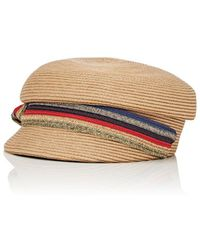 Jennifer Ouellette - Straw Cap - Lyst