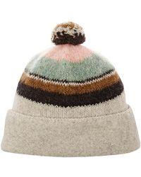 Jo Gordon - Shetland Wool Hat - Lyst