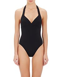 Eres - Cassis Halter Swimsuit - Lyst