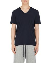 James Perse - V-neck T - Lyst