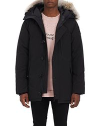 Canada Goose   Chateau Hooded Down Parka   Lyst