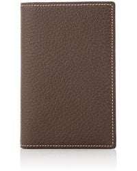 Barneys New York - Folding Card Case - Lyst