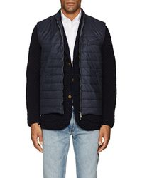 Eleventy - Quilted Tech - Lyst