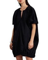 Zero + Maria Cornejo - Rae Bomber Tunic Dress - Lyst