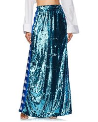 Faith Connexion - Sequined Maxi Skirt - Lyst
