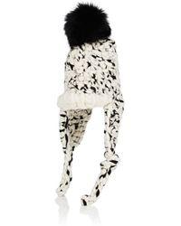 Mischa Lampert - Flap Merino Wool Hat - Lyst