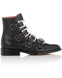 Givenchy - K-line Leather Boots - Lyst