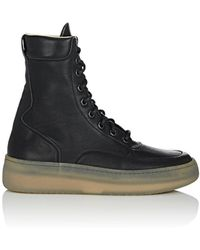 Maison Margiela - Mm1 Leather Sneakers - Lyst