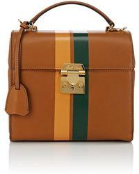 Mark Cross - Sara Leather Shoulder Bag - Lyst