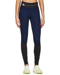 adidas By Stella McCartney - Logo Yoga Leggings - Lyst