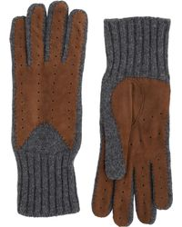 Barneys New York - Driving Gloves - Lyst