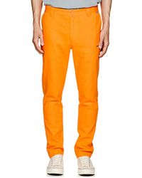 Dickies Construct - Logo Cotton Slim Trousers - Lyst