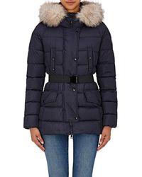Moncler - Clio Fur-trimmed Jacket - Lyst