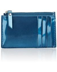 Barneys New York - Zip Card Case - Lyst