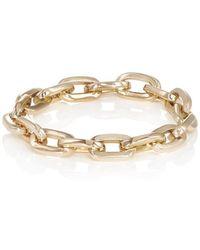 Tilda Biehn - Full Aurora Chain Ring - Lyst