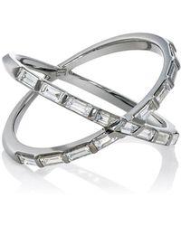 Eva Fehren - Tetra Shorty Ring Size 7 - Lyst