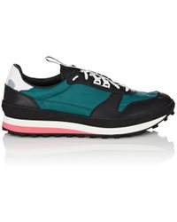 Givenchy - Runner Mixed-material Sneakers - Lyst