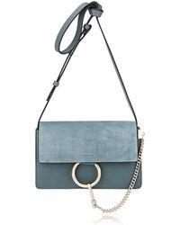Chloé - Faye Small Shoulder Bag - Lyst
