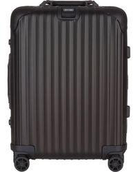 Rimowa - Topas Stealth 22 Cabin Multiwheel® Iata Trolley - Lyst