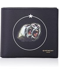 Givenchy - Coated Billfold - Lyst