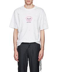 Vetements - Lucky Pig Cotton Oversized T-shirt - Lyst