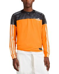 Alexander Wang - Photocopy Long-sleeve Soccer Jersey - Lyst