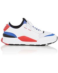 PUMA - Rs-o Sound Leather Trainers - Lyst