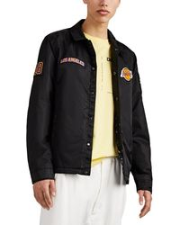 The Very Warm - Los Angeles Lakers Coach's Jacket Size M - Lyst