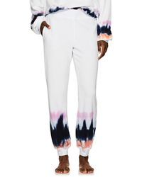 Electric and Rose - Tie-dyed Terry Jogger Pants - Lyst