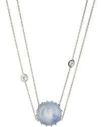 Renee Lewis | Cabochon Pendant Collar | Lyst
